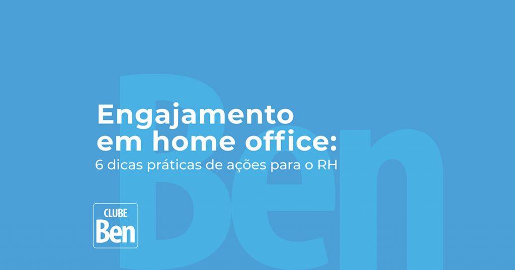 Engajamento em home office